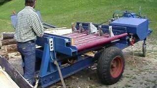 Repeat youtube video Holzspalter, Logsplitter, patentiert