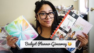 [Closed] *Budget Planner Giveaway!*   9k+ Subbies♡