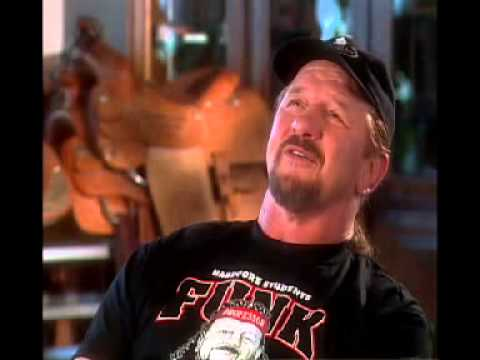 Legends of Wrestling II - Terry Funk Interview