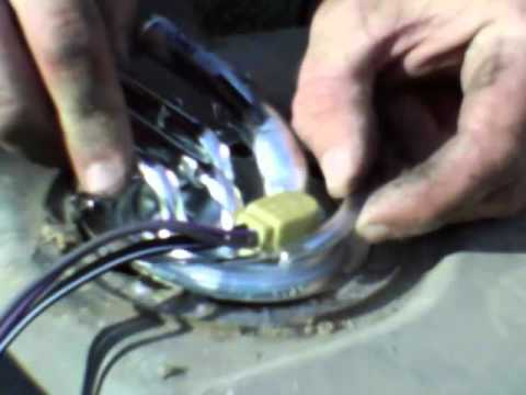 Fuel Pump Replacement Chevy Pickup 95 2001 YouTube