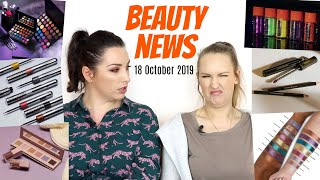 BEAUTY NEWS - 18 October 2019 | 30 pound glitter is value!