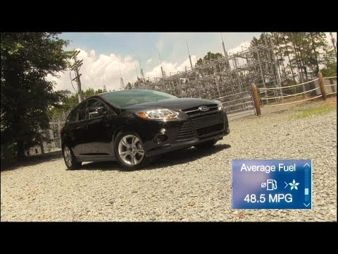 2014 Ford Focus Mpg >> 2014 Ford Focus Se Mpg Review The 50 Mile Drive