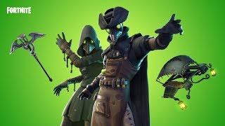 DOKTOR VEBA KARAKTER-YLE OYNANI! PLAGUE SKINS GAMEPLAY (Fortnite Battle Royale Turkçe)