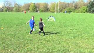 Mini Strikers Toddler & Pre School Football Training, Warrington