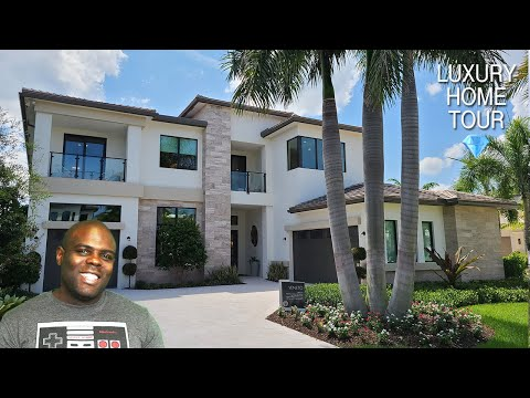 Million Dollar Luxury Home Tour In Boca Raton | Homes For Sale In Florida | EP 45