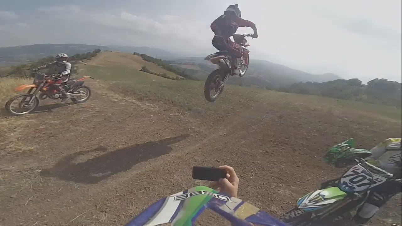 gopro freeride jumps with ktm 250 sx f ktm 125 exc youtube. Black Bedroom Furniture Sets. Home Design Ideas
