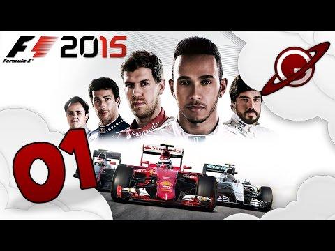 F1 2015   Championnat du monde 01: Grand Prix d'Australie [FR ᴴᴰ]