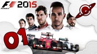 F1 2015 | Championnat du monde 01: Grand Prix d