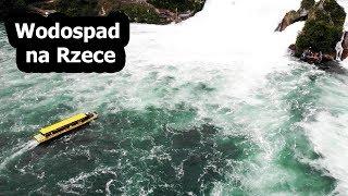 Wodospad Rheinfall w Szwajcarii  (Vlog #136)