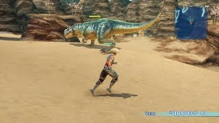 Final Fantasy XII: The Zodiac Age (PS4) Playthrough Part 2 - Getting Murdered by a T-Rex...