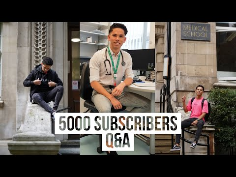 5K Subscribers Q&A: Turn Ons, Dating Life, Dealing with Failure, Student Debt from YouTube · Duration:  28 minutes 47 seconds