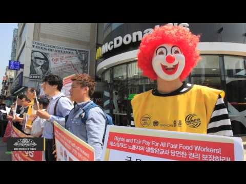 Suspicion Raised as McDonald's Bans Media From Shareholders