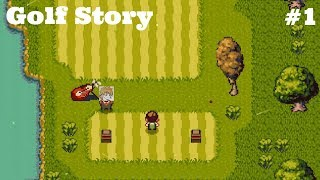 "Golf Story Episode 1 ""The Tee Off"""