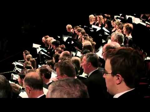Royal Choral Society 'Hallelujah Chorus' from Handel's Messiah
