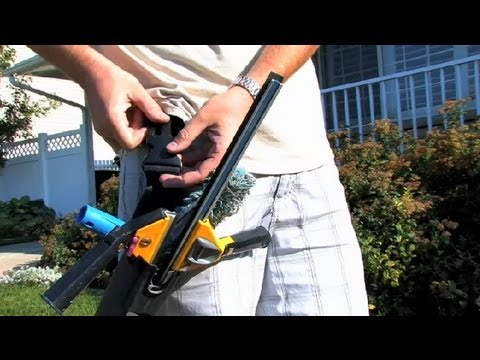 How To Clean Window Safety Equipment : Window Cleaning