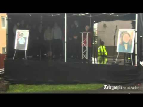 Manchester Shooting: Vigil Held For Gunned Down Policewomen