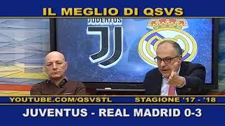 QSVS - I GOL DI JUVENTUS - REAL MADRID 0-3  - TELELOMBARDIA / TOP CALCIO 24