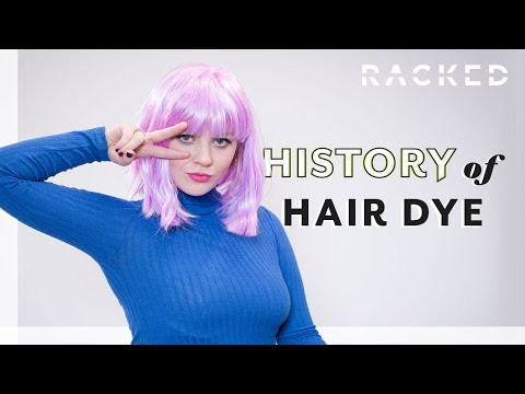 History of Hair Dye | History Of | Racked