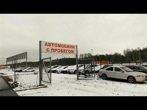 22 Авторынок СПб. Зима 2017.