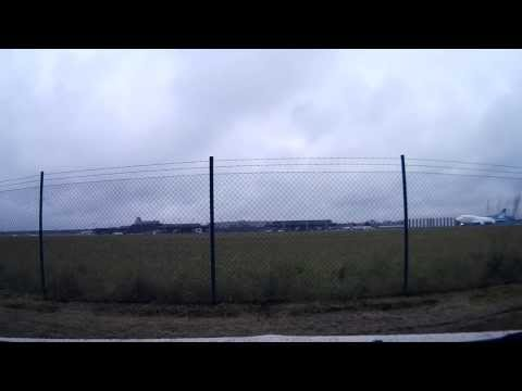 Corsair International 747-400 (422) Corsairfly CRL France Hannover Langenhagen Airport Germany