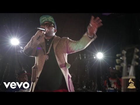Big Boi - Tremendous Damage (GRAMMY ReImagined (Live)