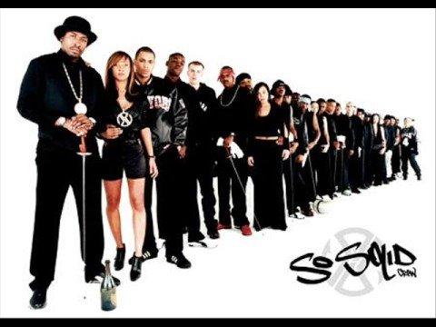 So Solid Crew & Ms Dynamite - Envy