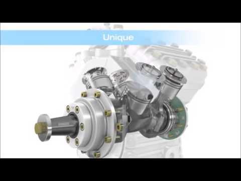Balad Air compressed Car Engine