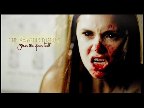 The Vampire Diaries    Show Me Your Teeth [EoM]