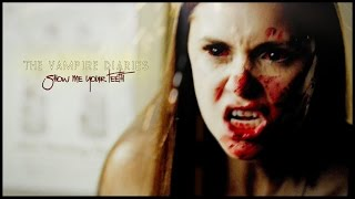 The Vampire Diaries || Show Me Your Teeth [EoM]