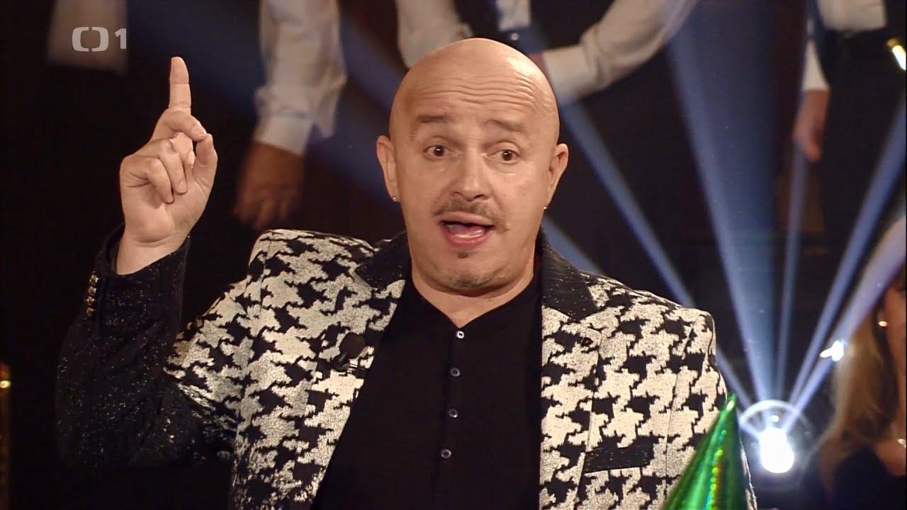 Zdeněk Izer - Vtipy Silvestr 2018 (komplet HD)