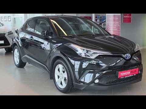Toyota CHR Supreme Tech Hybrid 2017