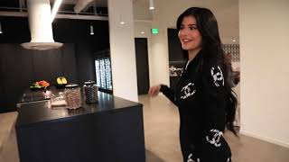 Kylie Jenner's Office Tour