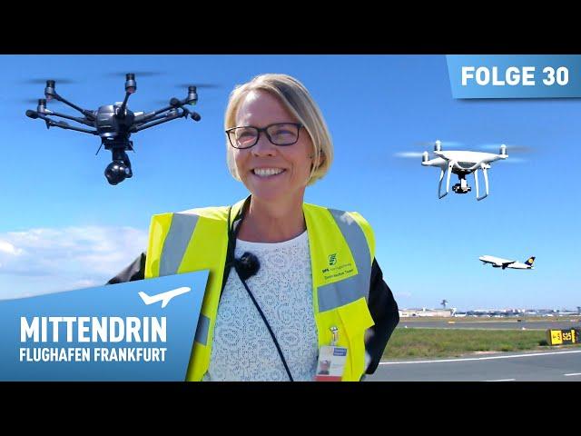 Drohnen am Flughafen - DFS testet spezielle Radaranlagen | Mittendrin - Flughafen Frankfurt (30)