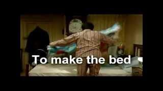 Mr Bean english verbs in action - Mr Bean - Zu spät aufgestanden für den Zahnarzt