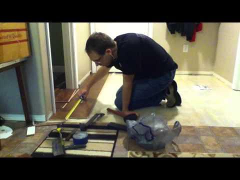 Laminate Install From Costco