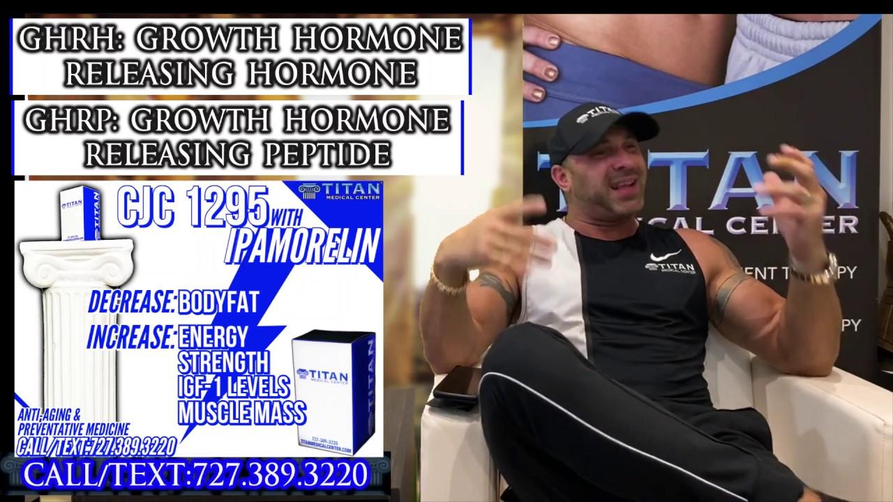 Ipamorelin a zsírégetés érdekében