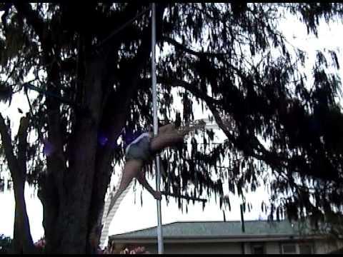 Download Youtube: backyard pole routine