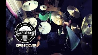 The Middle - Jimmy Eat World - Drum Cover