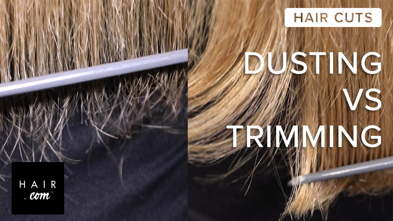 How To Get Rid Of Split Ends — Dusting Vs. Trimming  Hair.com