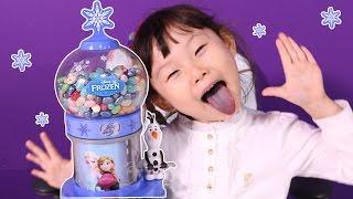 라임의 젤리벨리 먹방 챌린지 | 재미있는 장난감 놀이 |  jelly belly LimeTube & Toy