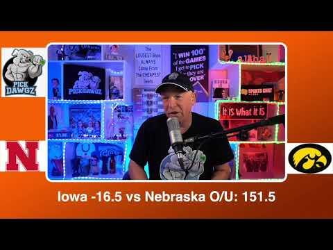 Iowa vs Nebraska 3/4/21 Free College Basketball Pick and Prediction CBB Betting Tips