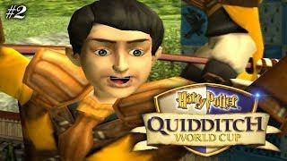 Das 1. Spiel der Saison! 🔥 | Harry Potter: Quidditch World Cup #2
