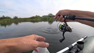 ЩУКА и ОКУНЬ не ПРОПУСКАЮТ ЭТУ ДИКОВИНУ! Рыбалка на спиннинг.