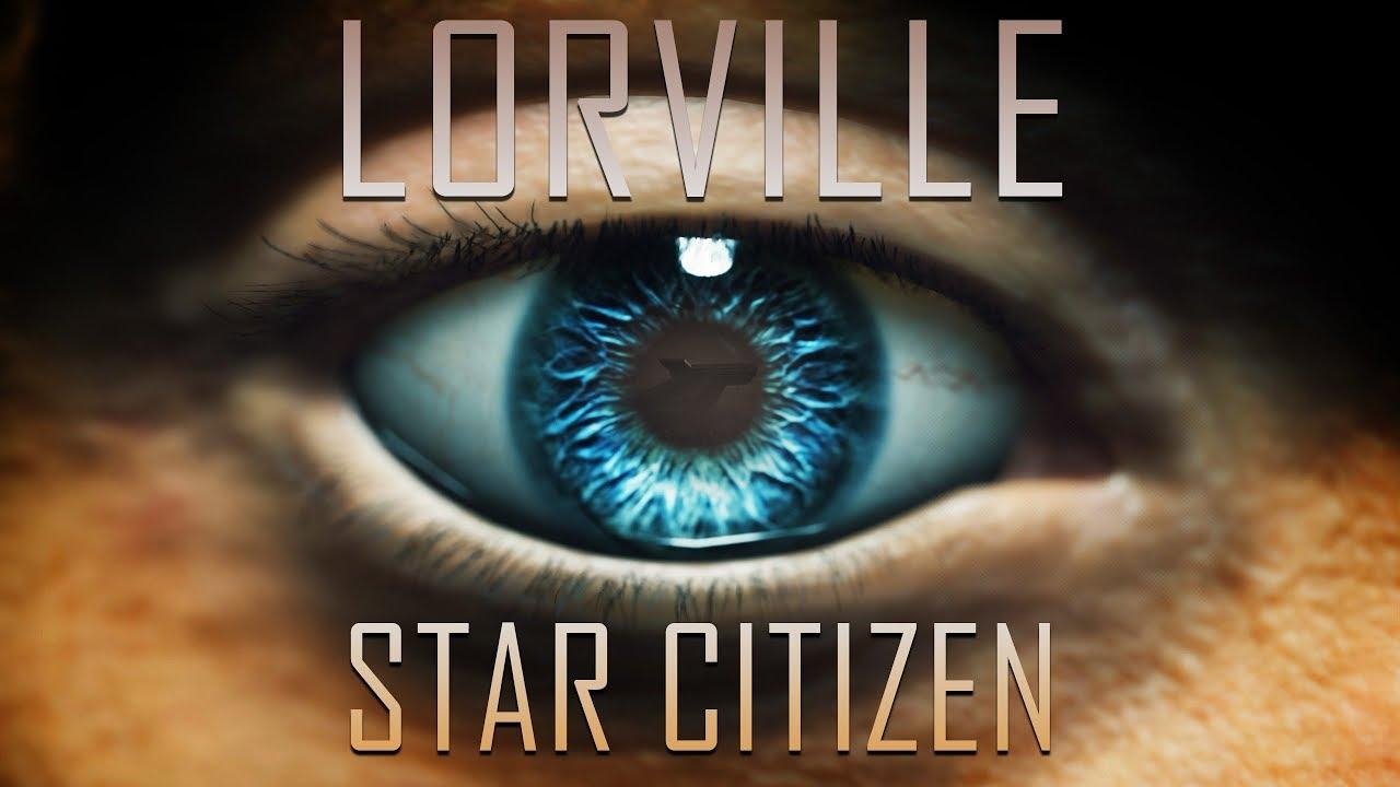 Star Citizen: Lorville (Blade Runner style)