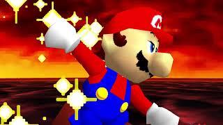 """Super Mario 64 """"1 key TAS"""" in 4'21""""04*"""