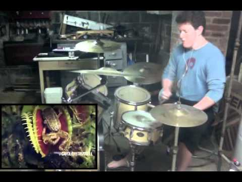 Nostalgia Drummer - True Blood Theme Song (Bad Things) DRUM COVER #200