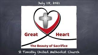 July 18, 2021 Worship Service   1080WebShareName