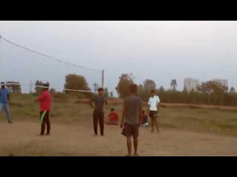 Hirandahalli volleyball team