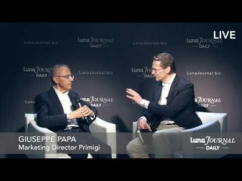 reloj renombre mundial reloj Interview with Giuseppe Papa Marketing Director from Primigi at ...