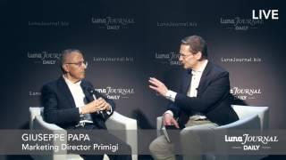 fingir diapositiva Coincidencia  Interview with Giuseppe Papa Marketing Director from Primigi at Pitti Bimbo  85